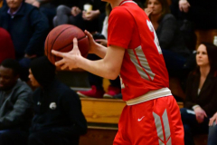 CIAC Boys Basketball: Torrington 58 vs. Wolcott 56 - Photo # 173