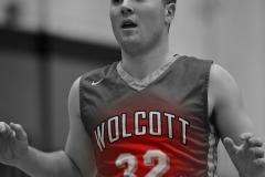 CIAC Boys Basketball : Torrington 58 vs. Wolcott 56 - Photo #189