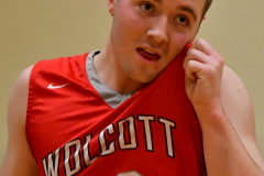 CIAC Boys Basketball: Torrington 58 vs. Wolcott 56 - Photo # 203