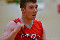 CIAC Boys Basketball : Torrington 58 vs. Wolcott 56 - Photo #204