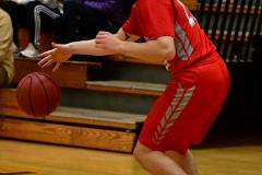 CIAC Boys Basketball : Torrington 58 vs. Wolcott 56 - Photo #220