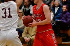 CIAC Boys Basketball: Torrington 58 vs. Wolcott 56 - Photo #223