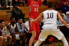 CIAC Boys Basketball: Torrington 58 vs. Wolcott 56 - Photo # 225