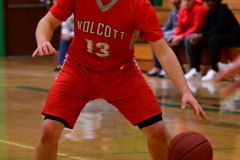 CIAC Boys Basketball : Torrington 58 vs. Wolcott 56 - Photo #227