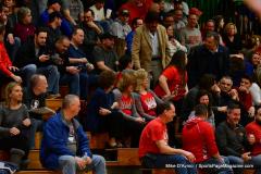 CIAC Boys Basketball : Torrington 58 vs. Wolcott 56 - Photo #231