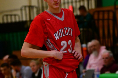 CIAC Boys Basketball: Torrington 58 vs. Wolcott 56 - Photo # 246