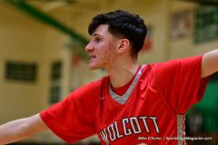CIAC Boys Basketball : Torrington 58 vs. Wolcott 56 - Photo #266