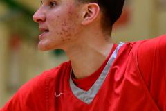 CIAC Boys Basketball: Torrington 58 vs. Wolcott 56 - Photo # 267