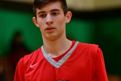 CIAC Boys Basketball : Torrington 58 vs. Wolcott 56 - Photo #276