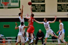 CIAC Boys Basketball: Torrington 58 vs. Wolcott 56 - Photo # 282