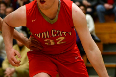 CIAC Boys Basketball : Torrington 58 vs. Wolcott 56 - Photo #299