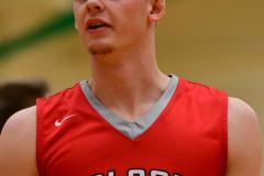 CIAC Boys Basketball : Torrington 58 vs. Wolcott 56 - Photo #300