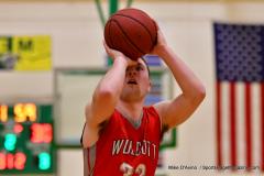 CIAC Boys Basketball : Torrington 58 vs. Wolcott 56 - Photo #310