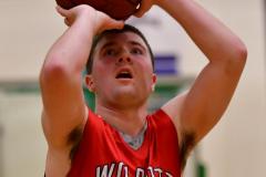 CIAC Boys Basketball: Torrington 58 vs. Wolcott 56 - Photo # 311