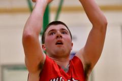 CIAC Boys Basketball : Torrington 58 vs. Wolcott 56 - Photo #312