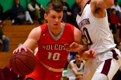 CIAC Boys Basketball : Torrington 58 vs. Wolcott 56 - Photo #318