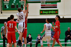 CIAC Boys Basketball : Torrington 58 vs. Wolcott 56 - Photo #323