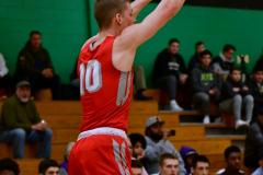 CIAC Boys Basketball : Torrington 58 vs. Wolcott 56 - Photo #325