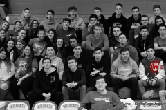 CIAC Boys Basketball : Torrington 58 vs. Wolcott 56 - Photo #339