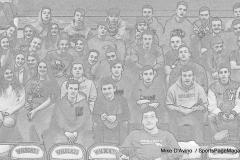CIAC Boys Basketball : Torrington 58 vs. Wolcott 56 - Photo #346