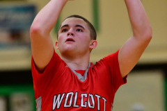 CIAC Boys Basketball : Torrington 58 vs. Wolcott 56 - Photo #370