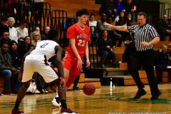 CIAC Boys Basketball : Torrington 58 vs. Wolcott 56 - Photo #376