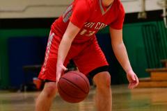 CIAC Boys Basketball : Torrington 58 vs. Wolcott 56 - Photo #390