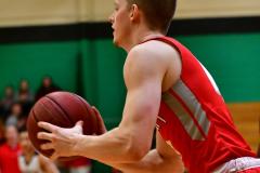 CIAC Boys Basketball : Torrington 58 vs. Wolcott 56 - Photo #403