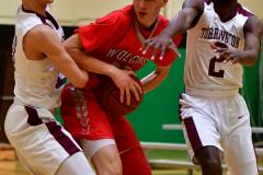CIAC Boys Basketball : Torrington 58 vs. Wolcott 56 - Photo #406