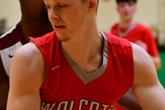CIAC Boys Basketball : Torrington 58 vs. Wolcott 56 - Photo #408