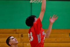 CIAC Boys Basketball : Torrington 58 vs. Wolcott 56 - Photo #429
