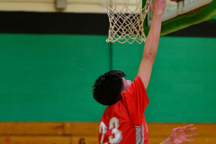 CIAC Boys Basketball : Torrington 58 vs. Wolcott 56 - Photo #430
