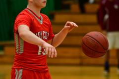 CIAC Boys Basketball : Torrington 58 vs. Wolcott 56 - Photo #436