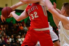 CIAC Boys Basketball : Torrington 58 vs. Wolcott 56 - Photo #445