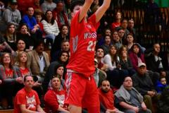 CIAC Boys Basketball : Torrington 58 vs. Wolcott 56 - Photo #453