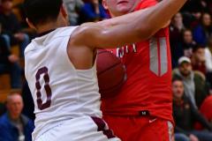 CIAC Boys Basketball : Torrington 58 vs. Wolcott 56 - Photo #462