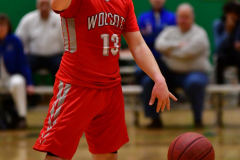 CIAC Boys Basketball : Torrington 58 vs. Wolcott 56 - Photo #463
