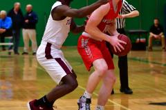 CIAC Boys Basketball : Torrington 58 vs. Wolcott 56 - Photo #466