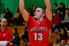 CIAC Boys Basketball : Torrington 58 vs. Wolcott 56 - Photo #469