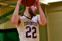 CIAC Boys Basketball : Torrington 58 vs. Wolcott 56 - Photo #475