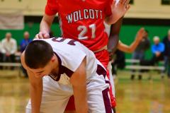 CIAC Boys Basketball : Torrington 58 vs. Wolcott 56 - Photo #484