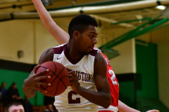 CIAC Boys Basketball : Torrington 58 vs. Wolcott 56 - Photo #495