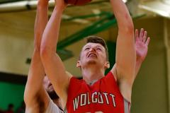 CIAC Boys Basketball : Torrington 58 vs. Wolcott 56 - Photo #500