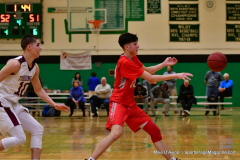 CIAC Boys Basketball : Torrington 58 vs. Wolcott 56 - Photo #511