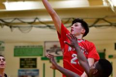 CIAC Boys Basketball : Torrington 58 vs. Wolcott 56 - Photo #514