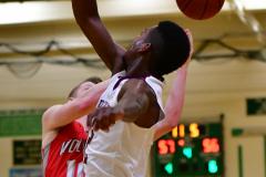 CIAC Boys Basketball : Torrington 58 vs. Wolcott 56 - Photo #532