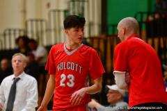 CIAC Boys Basketball : Torrington 58 vs. Wolcott 56 - Photo #536