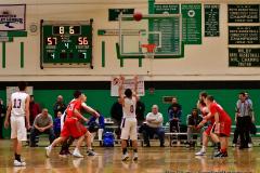 CIAC Boys Basketball : Torrington 58 vs. Wolcott 56 - Photo #539