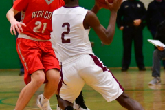 CIAC Boys Basketball : Torrington 58 vs. Wolcott 56 - Photo #542