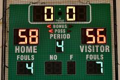 CIAC Boys Basketball : Torrington 58 vs. Wolcott 56 - Photo #545